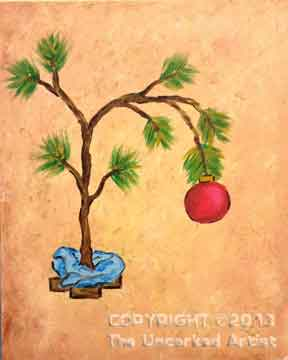 Charlie Brown Christmas (#135) • Created by Erin • 16x20 • Tier 3