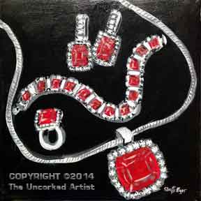 Jewelry (#149) • Created by Steffi • 12x12 canvas • Tier 3