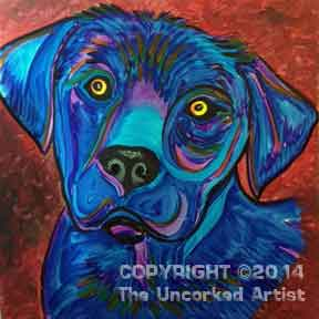 Good Dog (#241) • Created by Karoline • 12x12 • Tier 4