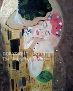 Klimpt, The Kiss (#243) • Created by Trish • 16x20 • Tier 4