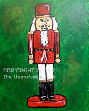 Nutcracker (#246) • Created by Erin • 16x20 • Tier 4