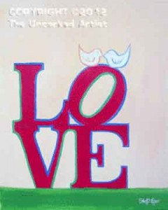 Philly LOVE (#249) • Created by Steffi • 16x20 • Tier 4