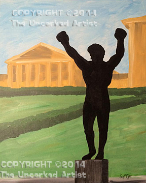 Rocky! (#145) • Created by Steffi • 16x20 • Tier 3