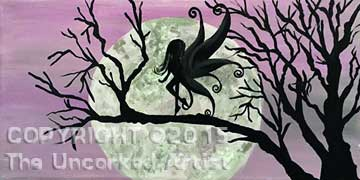 Fairy Moon (#084) • Created by Mandy • 10x20 • Tier 3