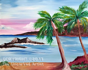Hawaii (#079) • Created by Mandy • 16x20 • Tier 3