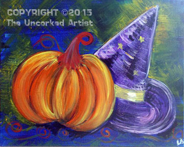 Bewitched (#350) • Created by Lisa • 11×14 • Tier 3