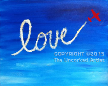 Love Is In The Air (#345) • Created by Theresa • 16×20 • Tier 2