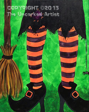 Wicked (#355) • Created by Michelle • 16×20 • Tier 3