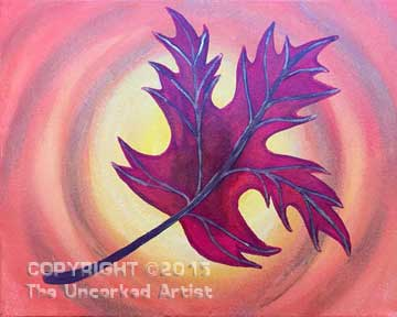Maple Leaf (#364) • Created by Michelle • 16×20 • Tier 3