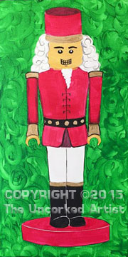 Nutcracker (#246) • Created by Erin & Susan • 10×20 • Tier 3