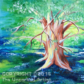 Solace Tree (#395) • Created by Liz • 12×12 • Tier 3