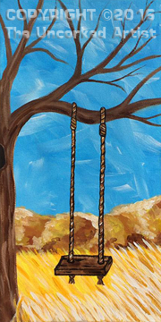Tree Swing (#393) • Created by Michelle • 10×20 • Tier 3