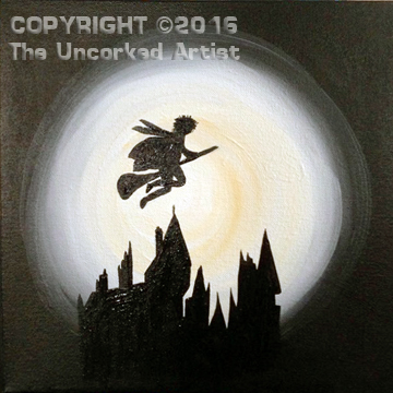 Harry Potter (#421) • Created by Rebecca • 12×12 • Tier 2