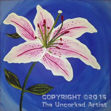 Lily (#417) • Created by Tish • 12×12 • Tier 3