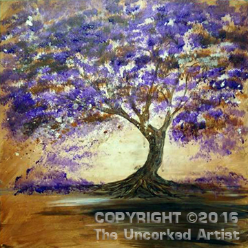 Sepia Tree (#405) • Created by Mandy • 12×12 • Tier 3