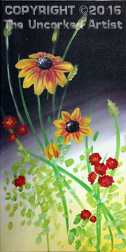 Wildflowers (#426) • Created by Liz • 10×20 • Tier 3