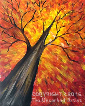 Fall Perspective (#450) • Created by Mandy • 16×20 • Tier 3