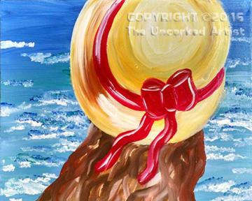 Ocean Breeze (#448) • Created by Erin • 16×20 • Tier 3