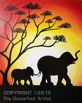 Serengeti (#450) • Created by Tish • 16×20 • Tier 3