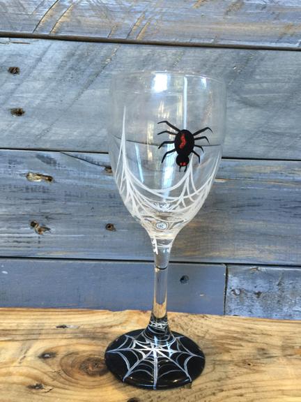 Spider Web Wine