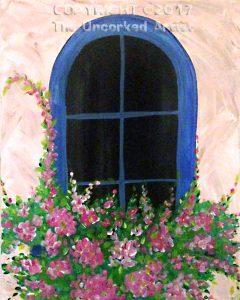 Tuscany Window (#474) • Created by Rebecca • 16×20 • Tier 3