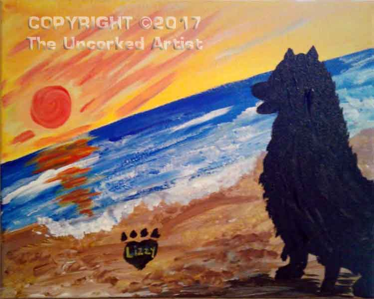 Dog Days Of Summer (#488) • Created by Wendy • 16×20 • Tier 3