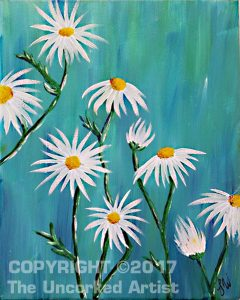 Mini It's Raining Daisies