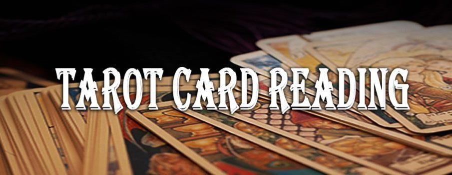 Tarot Card Night – Special Guest / Psychic Serafice