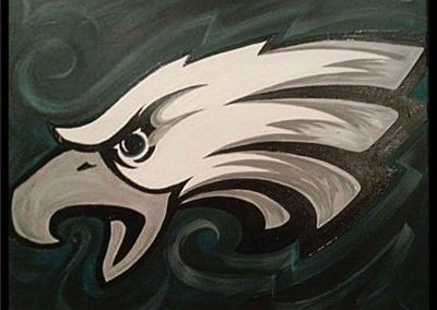 Eagles Fan (#516) • 16x20 • Tier 3