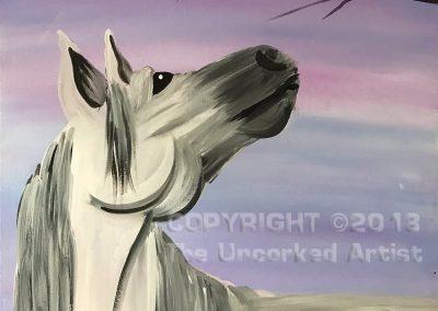 Winter Horse  (#507) • Winter Horse • Tier 3