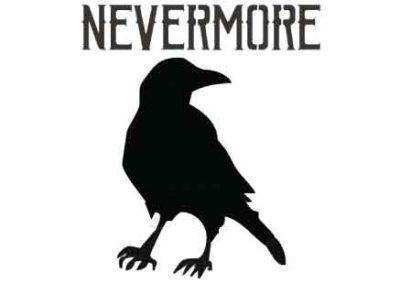 Nevermore-12x12