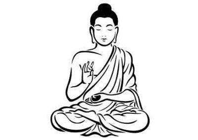 Buddha-9x12