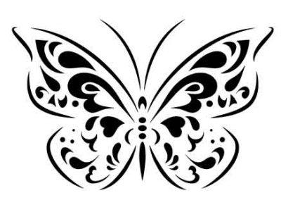 Butterfly-12x9