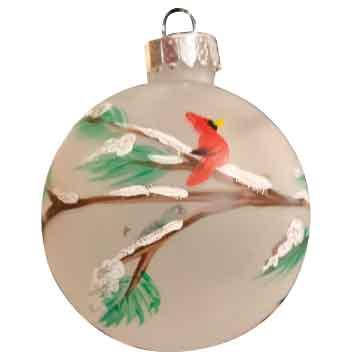 Cardinal-On-Branch