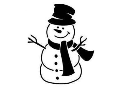 FrostySnowman-9x12