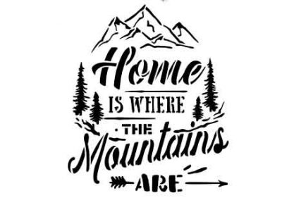 HomeIsWhereTheMountainsAre-12x12