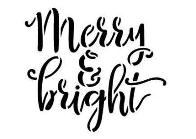 Merry&Bright - 12x12