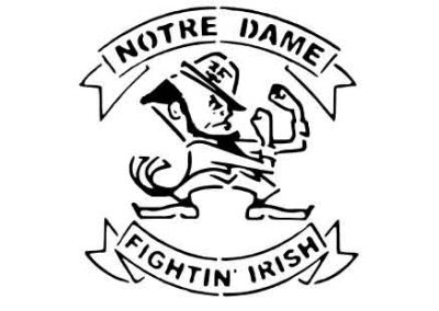 NotreDameFightinIrish-12x12