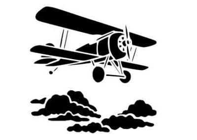 Plane-12x12