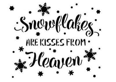 SnowflakesAreKissesFromHeaven-12x9