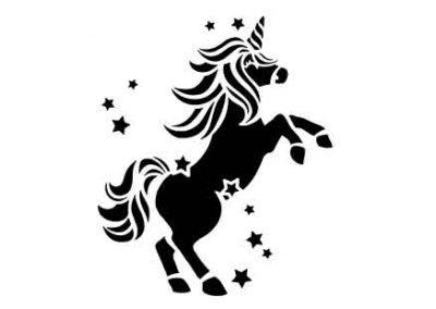 UnicornAndStars-12x12