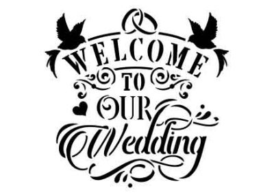 WelcomeToOurWedding-12x12