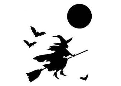 WitchStencil-12x12