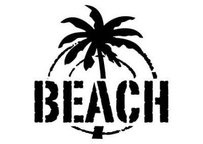 BeachPalmTree-12x12