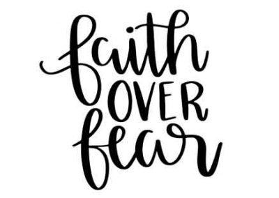 FaithOverFear-12x12