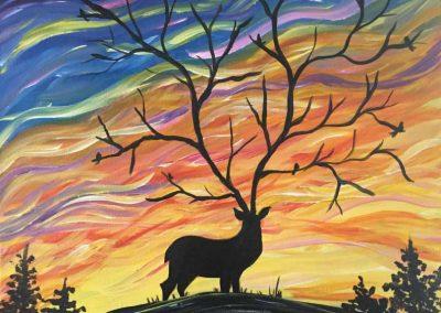 Forest Spirit (#571) • Instant Artist • 16x20 • Tier 3