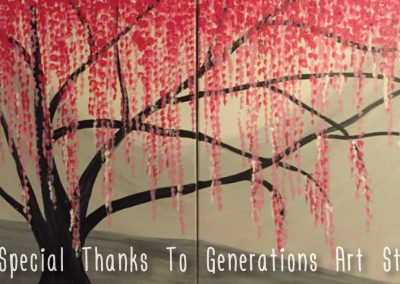 Partner Willows  (#558) • Generations Studio • 16x20 • Tier 3