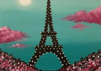 Peace For Paris  (#557) • Generations Studio • 16x20 • Tier 3