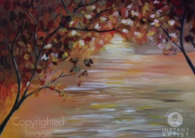 Sparkle Creek  (#550) • Instant Artist • 16x20 • Tier 3