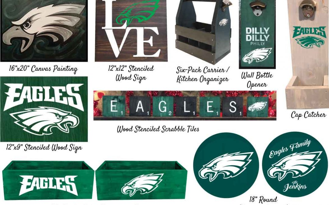 Eagles Fan – All Ages Family Night (Free soft pretzels)